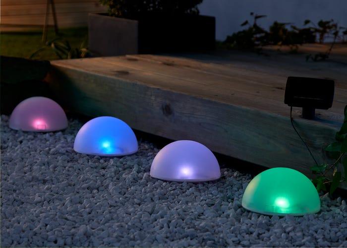 Stimmungsvolle Lichter für Sommerabende