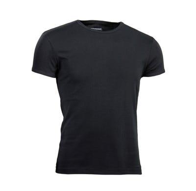 Herren-T-Shirt mit Rundhals-Ausschnitt