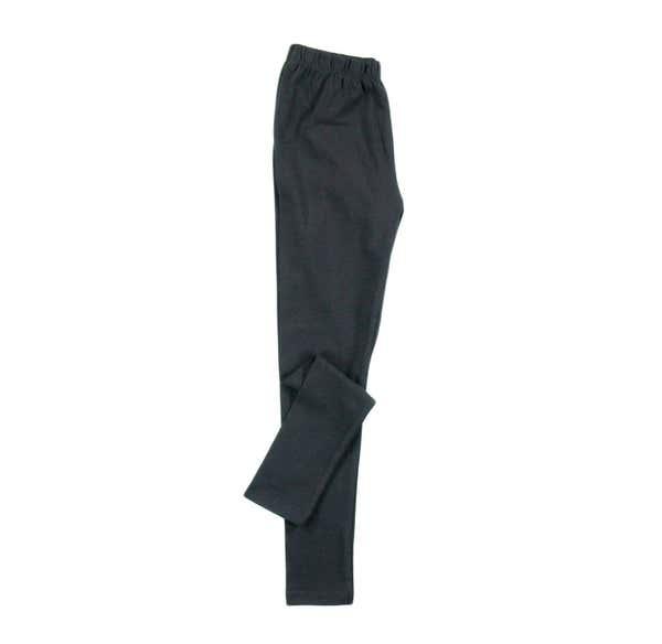 Mädchen-Leggings mit elastischem Bund