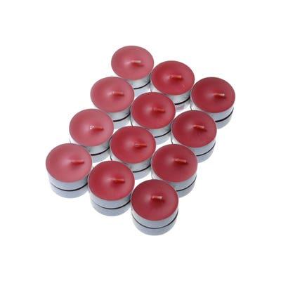 Duftteelichter, 24er-Pack, ca. 3,9x1,9cm