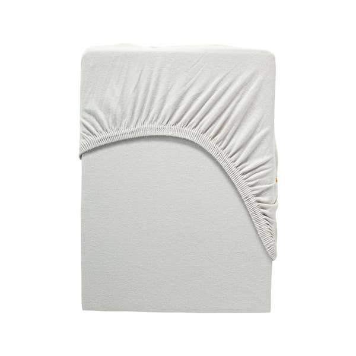 Jersey-Spannbetttuch, 150x200cm