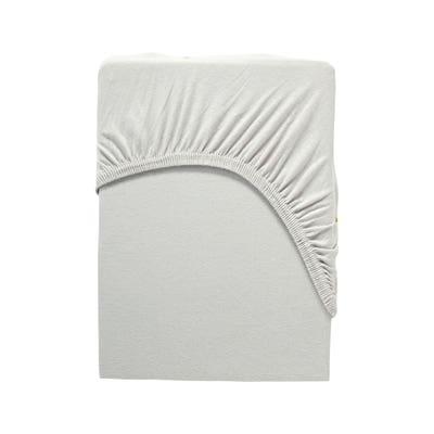 Jersey-Spannbetttuch, 200x200cm