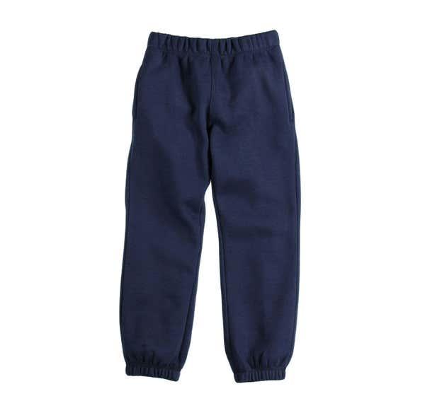 Jungen-Jogginghose mit elastischen Beinabschlüssen