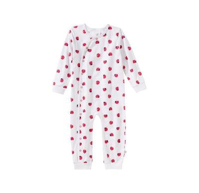 Baby-Mädchen-Schlafanzug in verschiedenen Designs