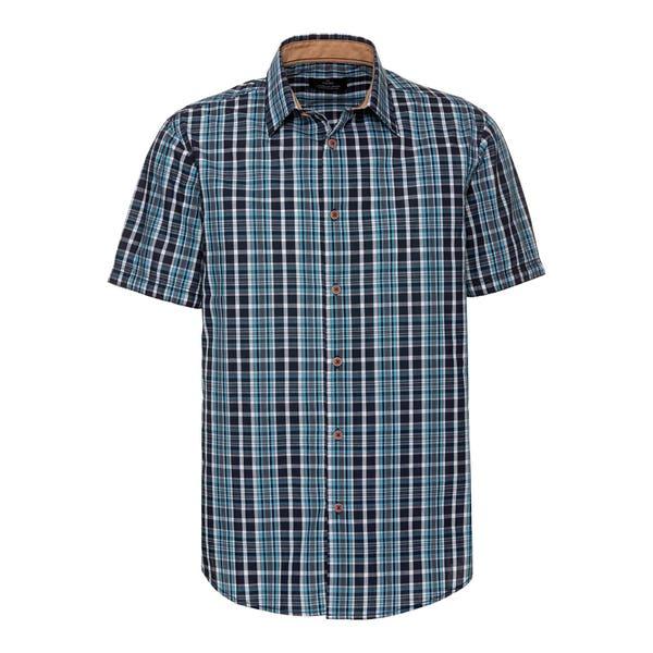 Herren-Hemd mit modischen Knöpfen