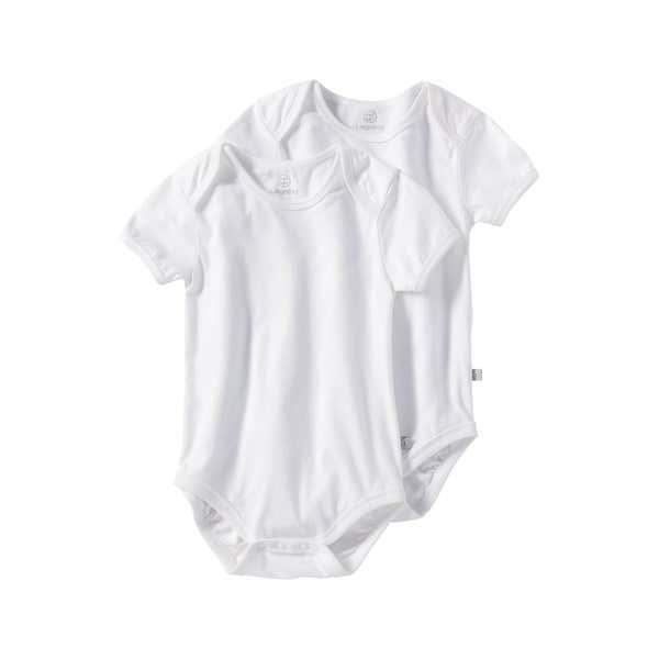 Baby Body 1/4 Arm 2er Pack