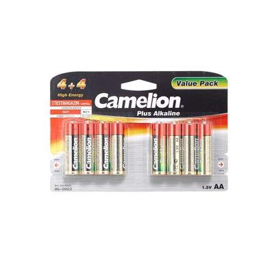 Camelion Batterien Größe AA, 8er Pack