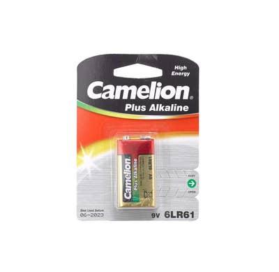 Camelion 9-Volt-Batterie, Größe 6LR61