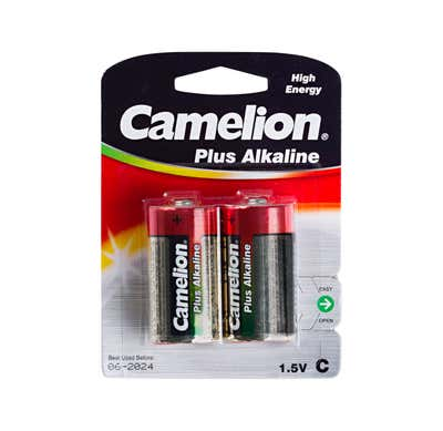Camelion Batterie, Größe LR14C, 2er-Pack