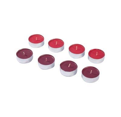 Maxi-Duftteelichter, 8er Pack, Spicy Apple