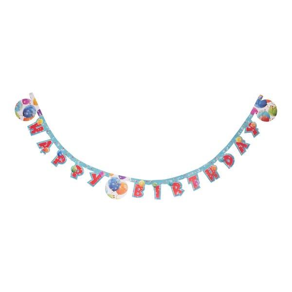 Geburtstags Guirlande