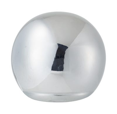 Deko-Kugel mit spiegelnder Oberfläche, Ø ca. 12cm