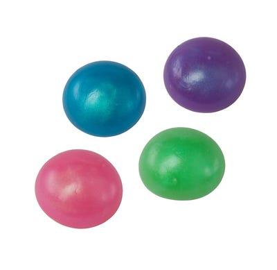 Glitzer-Schleimball, Ø ca. 10cm