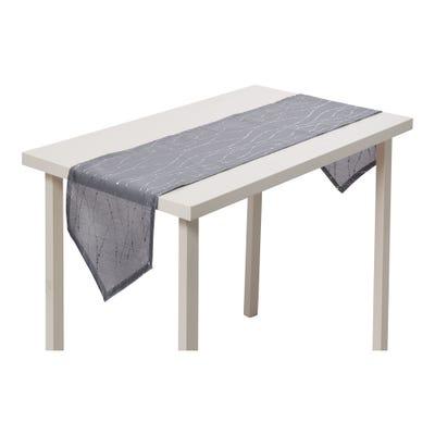 Tischband mit schönem Muster, ca. 30x160cm