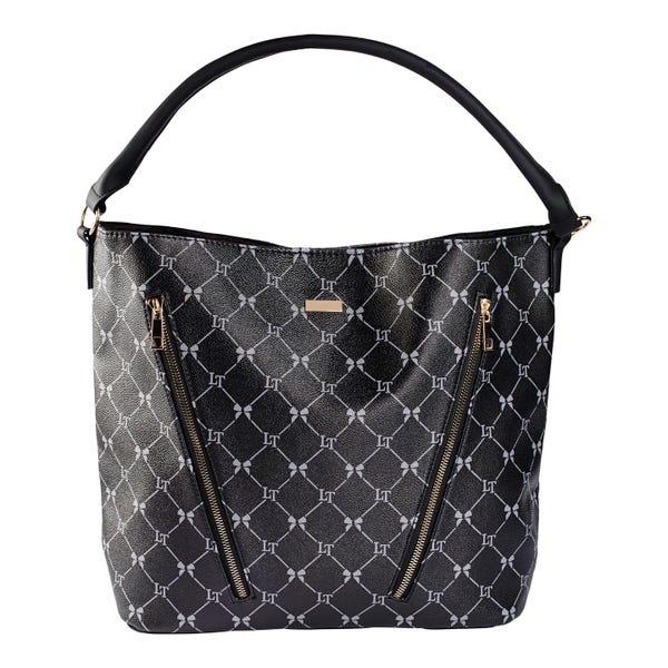 Damen-Handtasche mit angesagtem Muster