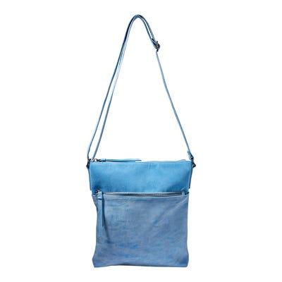 Damen-Handtasche mit trendigem Farbdesign