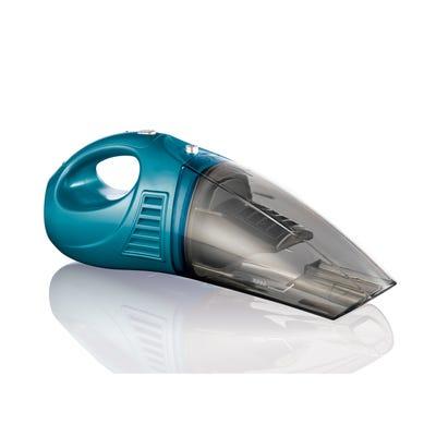 CLEANmaxx Akku-Handstaubsauger ohne Beutel, ca. 40x12x15cm