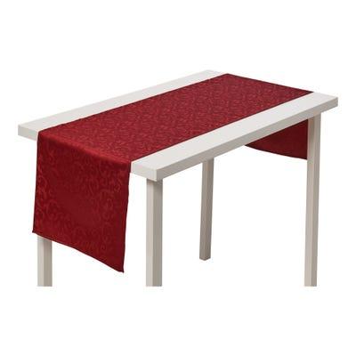 Jacquard-Tischläufer mit wunderschönem Muster, ca. 40x160cm, 2er Pack