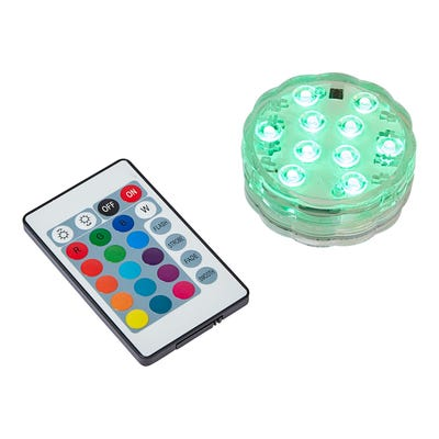 LED-Dekozauber, Ø ca. 7cm
