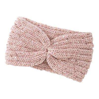 Damen-Stirnband mit Pailletten