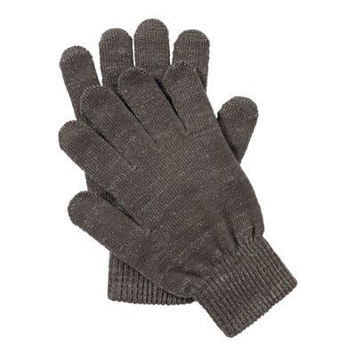 Damen-Handschuhe mit Glitzergarn, 2er Pack