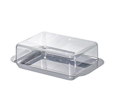 Kühlschrank-Butterdose mit Deckel, ca. 15x10x5cm