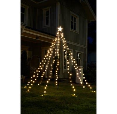 LED-Lichterbaum für den Garten, ca. 2,3m