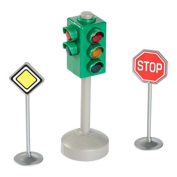 Dickie Verkehrszeichen, 3-teilig
