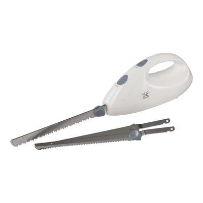 Elektrisches Küchenmesser mit 2 Klingen