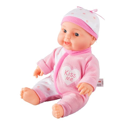 Cute Baby Puppe, ca. 23cm