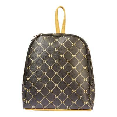 Damen-Rucksack mit Trend-Muster, ca. 26x29x9cm