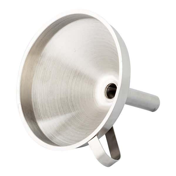 Trichter aus Metall, Ø ca. 13cm