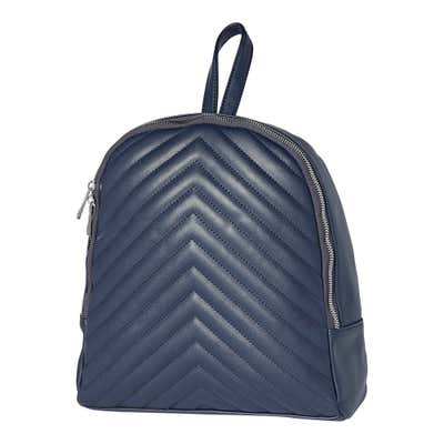 Damen-Rucksack in Nappaleder-Optik