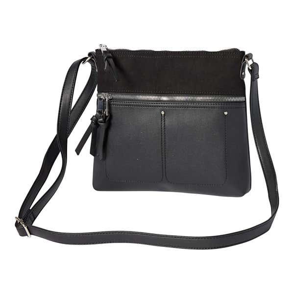 Damen-Handtasche mit Zierquasten