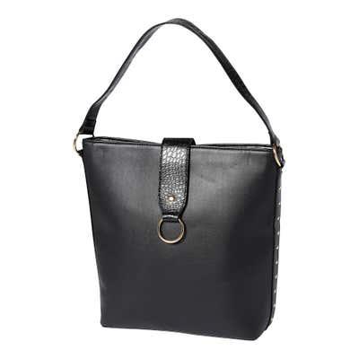 Damen-Handtasche mit hübscher Schnalle