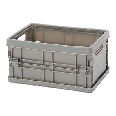 Faltbare Transportbox, ca. 14x19,5x2,5 cm