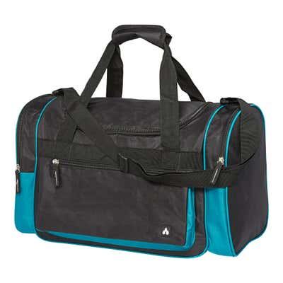 Sporttasche mit Kontrast-Design