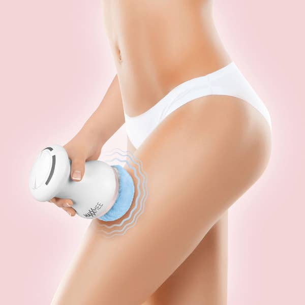 MAXXMEE Cellulite-Massagegerät in kompakter Form, ca. 9x11cm