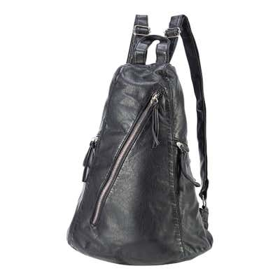 Damen-Rucksack in Leder-Optik