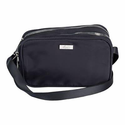 Damen-Handtasche mit 2 Fächern, ca. 20x13x6cm