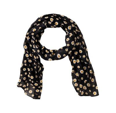 Damen-Loop-Schal im angesagten Design