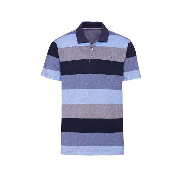 He. Poloshirt