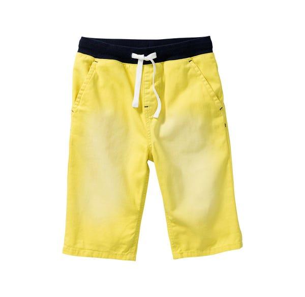 Jungen-Bermudas mit Wasch-Effekten