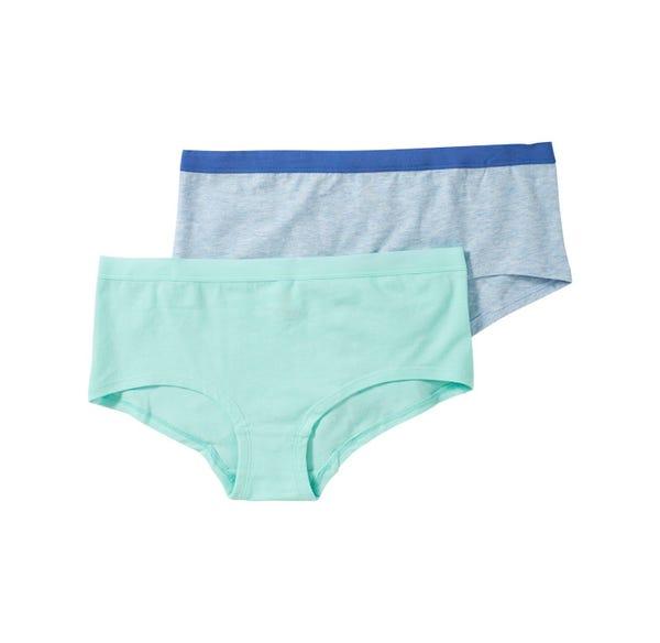 Mädchen-Panty in sommerlichen Farben, 2er Pack
