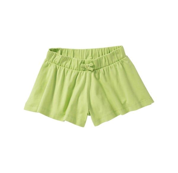 Baby-Mädchen-Hosenrock mit Zierschleife