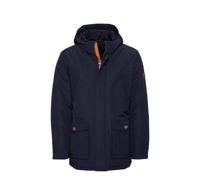 Herren-Jacke mit 2 aufgesetzten Taschen