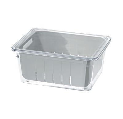 Kühlschrankbox in verschiedenen Ausführungen, ca. 22x17x10cm