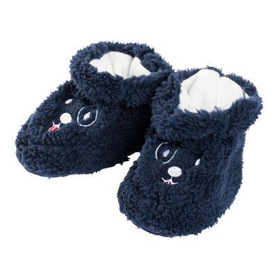 Baby-Jungen-Plüsch-Schuhe