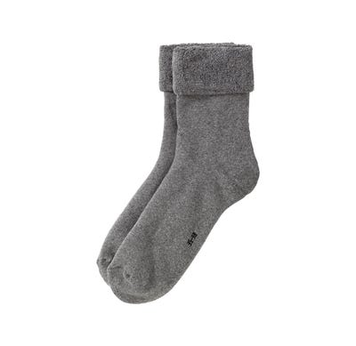 Damen-Thermosocken aus Vollplüsch