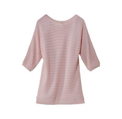 Damen-Pullover mit schickem Struktur-Muster